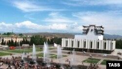 Cтолица Тувы Кызыл