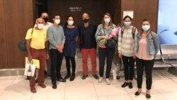 Կորոնավիրուսի դեմ պայքարում Հայաստանին օգնում են բժիշկներ Ֆրանսիայից, Ռուսաստանից, Լիտվայից