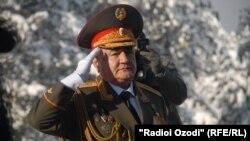 Tajikistan -- Celebration of the National Army Day in Tajikistan, 23Feb2012
