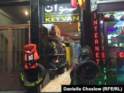 """Shops in the Istanbul neighborhood of Aksaray, the hub of smuggling in the city's """"Little Syria"""" area, still stock and sell life jackets for those who fancy taking their chances on the sea route to Greece."""