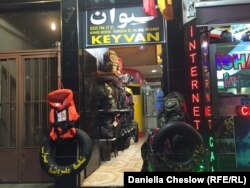 "Shops in the Istanbul neighborhood of Aksaray, the hub of smuggling in the city's ""Little Syria"" area, still stock and sell life jackets for those who fancy taking their chances on the sea route to Greece."