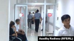 Госпиталь в Ширване