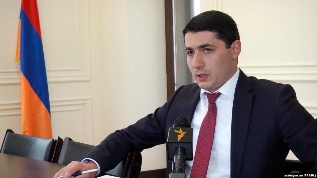 Назначение Аргишти Кярамяна на должность замдиректора СНБ является политическим решением – Мане Геворкян