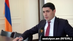 Արգիշտի Քարամյան