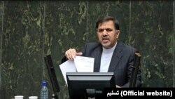عباس آخوندی در مجلس