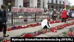 2 травня 2014 року через протистояння між проукраїнськими та проросійськими активістами загинули 48 людей – шість із них у центрі міста від вогнепальних поранень, а 42 – через пожежу в Будинку профспілок на Куликовому полі