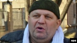 "Активист ""Правого сектора"" Александр Музычко по прозвищу Сашко Белый."