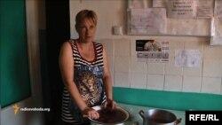 Ольга Васіна, переселенка з Червоного Яру