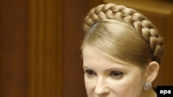 """We will bring in new people,"" said Prime Minister Yulia Tymoshenko."