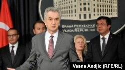 Ministar vanjske trgovine i ekonomskih odnosa BiH Mirko Šarović