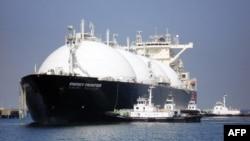 Танкер за втечнен природен газ