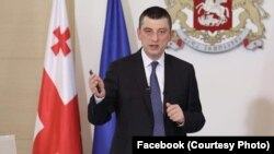 Prime Minister Giorgi Gakharia (file photo)