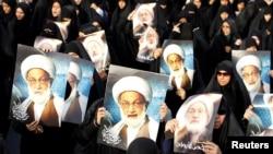 تعدادی از شیعیان بحرین
