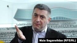 Грузинский политолог и юрист Каха Кахишвили