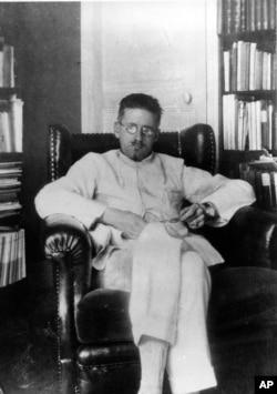 جیمز جویس در ۱۹۳۱