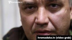 Валерій Гаврилов (скріншот із hromadske.tv)