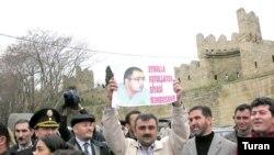 Beynəlxalq hüquq müdafiə təşkilatları Eynulla Fətullayevin azadlığa buraxılmasını tələb edir
