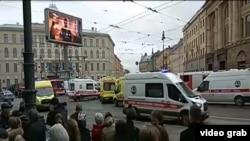 Время Свободы 3 апреля: Теракт в день приезда Путина