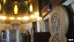 Москвадагы синагога.