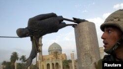 يوم سقوط نظام صدام حسين 2003