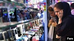 With international sanctions being lifted, European phone carriers are willing to tap into Iran's market of 80 million people (file photo).