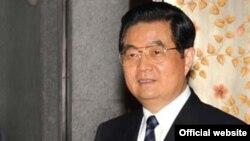 Çinin rəhbəri Hu Jintao