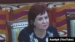 Ирина Воронцова.