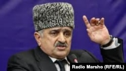 Дагестанан вице-премьер Махачев Гаджи