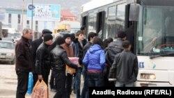 Avtobus çatışmayanda (arxiv fotosu)