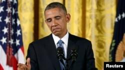 Бывший президент США Барак Обама.