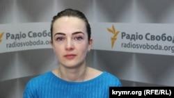 Голова правління Центру громадянських свобод Олександра Матвійчук