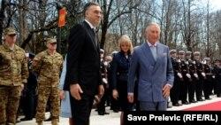 Crna Gora ugostila princa Čarlsa i vojvotkinju Kamilu
