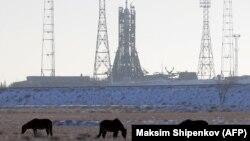 «Союз-МС-07» готовится к старту на Байконуре