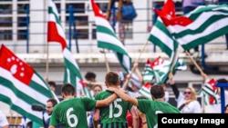 Абхазская сборная подтвердила в этом июне, что прочно обосновалась в элите полусотни команд, объединенных в ConIFA