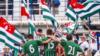 Абхазия – Нигерия 4:0