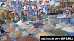 Azyk bazary, Türkmenistan