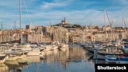 Стары порт у Марсэлі