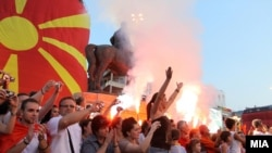 Од прославата на 20-годишнината од референдумот за самостојност на Македонија.