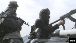 شبهنظامیان طالبان در دره سوآت