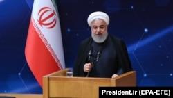 د ايران ولسمشر حسن روحاني