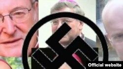 Imagini extremiste la Gloria TV