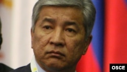 Астана қаласының әкімі Иманғали Тасмағамбетов ЕҚЫҰ саммитінде. Астана, 1 желтоқсан 2010 жыл.