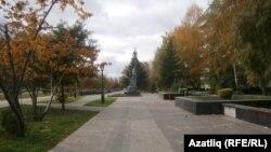 Чаллы, Тукай мәйданы. 15 октябрь 2013