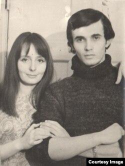 Ры Никонова (Анна Таршис) и Сергей Сигей