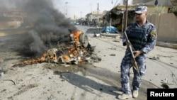 Bagdad, 23 korrik 2012.