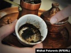 Kofe ilə fala baxanlar