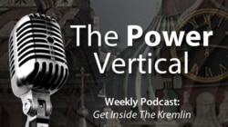 Power Vertical Podcast: Jokes, Pranks And Videotape -- Russia's New Political Humor