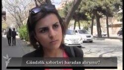 """""""Gənc olduğum üçün siyasətlə maraqlanmıram"""""""