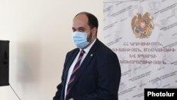 Араик Арутюнян (архив)
