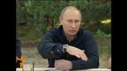 Путин: АҚШ Сноуденді Ресейге қамап қойды
